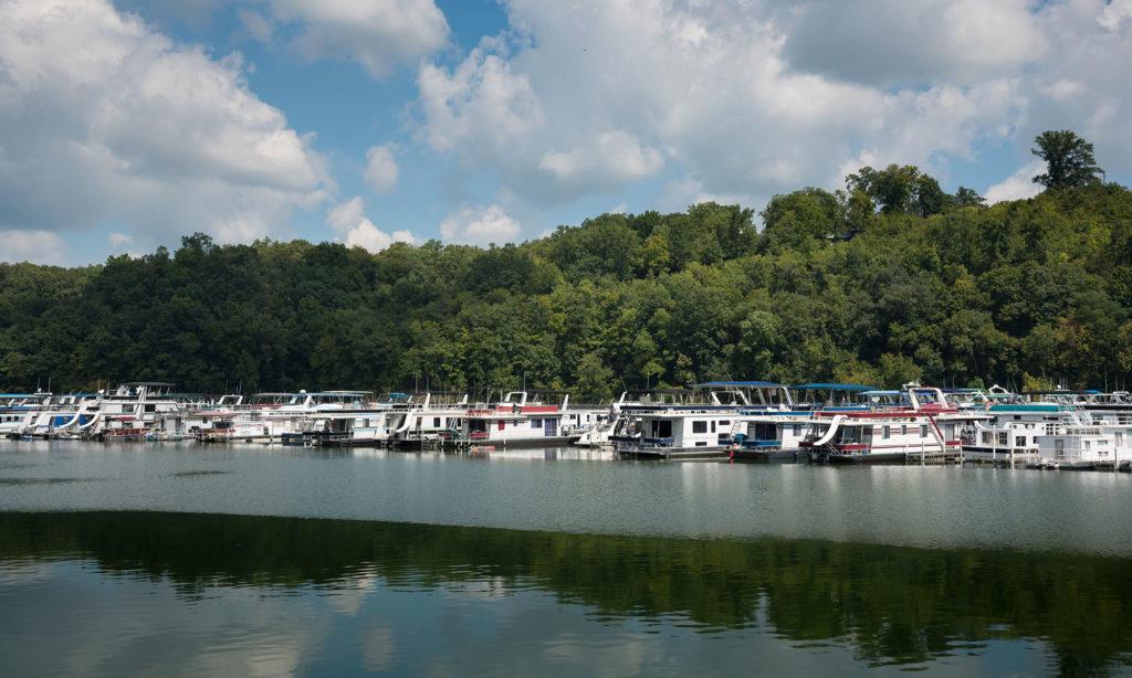 Lee's Ford Marina Lake Cumberland Somerset Pulaski County KY