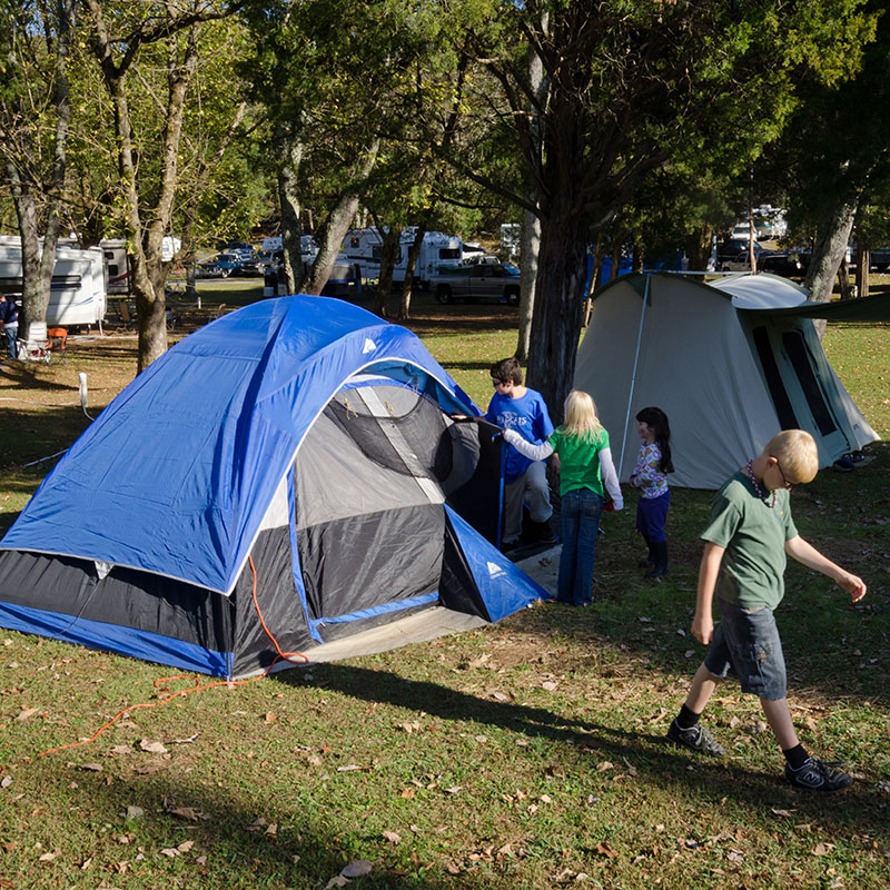 Campgrounds on Lake Cumberland | Somerset-Pulaski County, KY