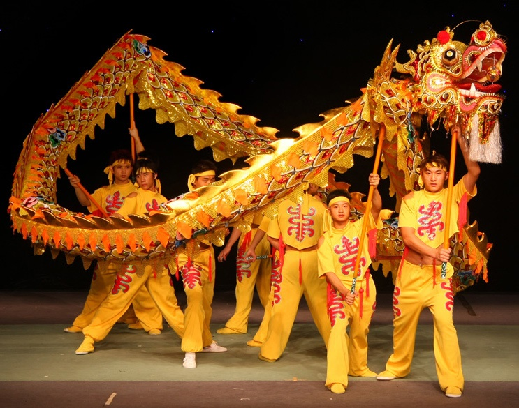 New Shanghai Circus performed by The Acrobats of China