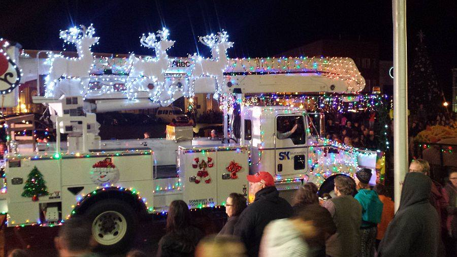 Christmas Lights Somerset Ky 2020 C of C Annual Christmas Parade, Christmas on the Square and