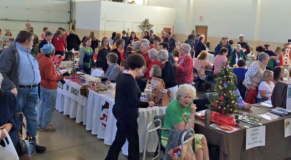 WCEH 36th Annual Christmas Village