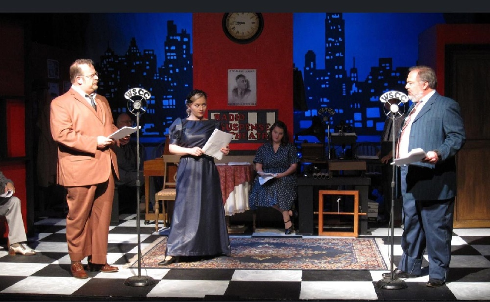 SCC Suspense Theatre Presents: The Final Episode