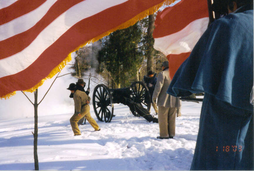 158th Anniversary Observance of the Battle of Mill Springs