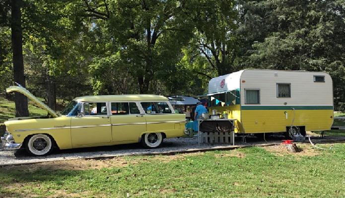 Vintage Camper Rally/Somernites Cruise