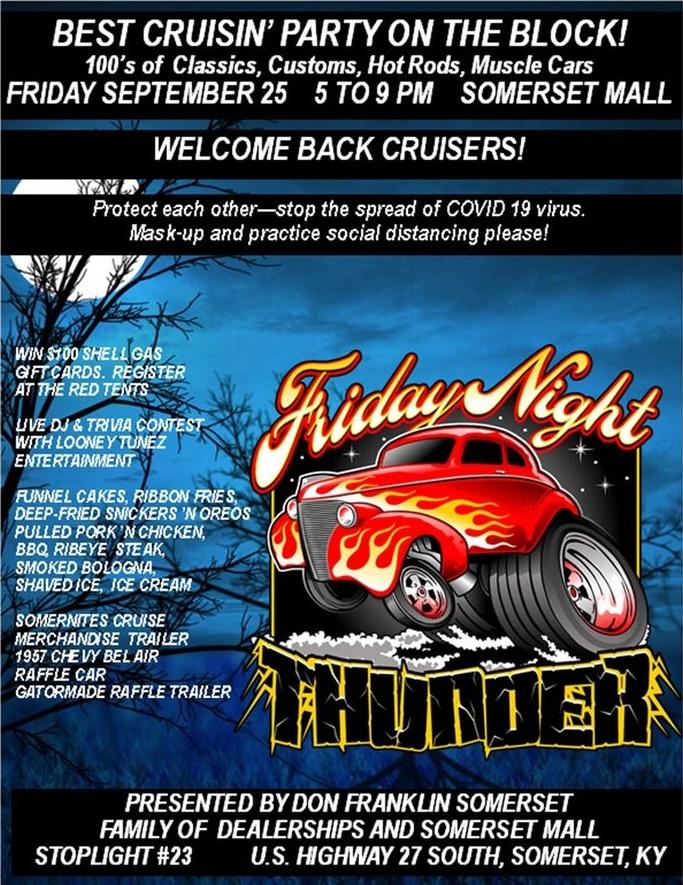Friday Night Thunder
